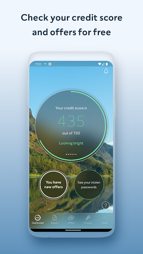 ClearScore - Check & Monitor Your Credit Score - Ảnh chụp màn hình 0