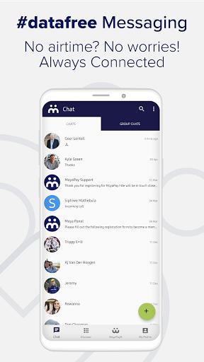 Moya App #datafree - Ảnh chụp màn hình 0