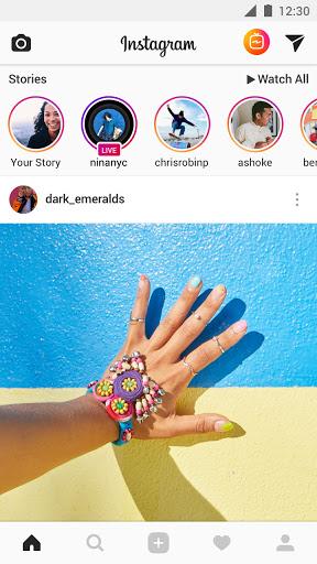 Instagram - Ảnh chụp màn hình 0