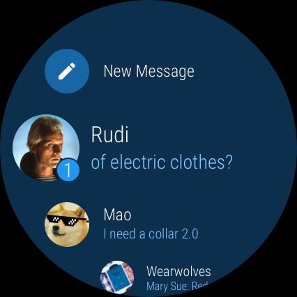 Telegram - Ảnh chụp màn hình 7
