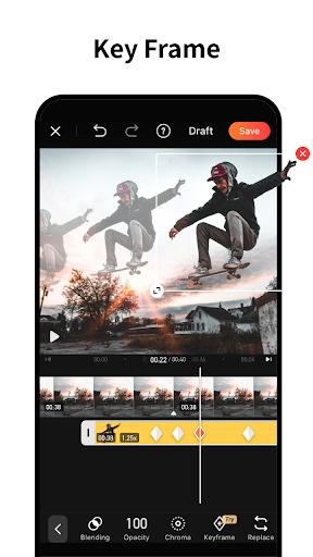 VivaVideo - Video Editor & Video Maker - Ảnh chụp màn hình 6