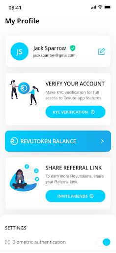 Revuto - screenshot 1