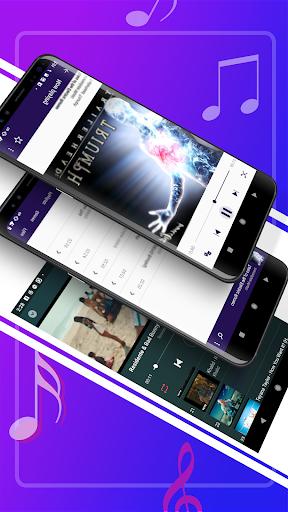 Glow Music - free music player - Ảnh chụp màn hình 3
