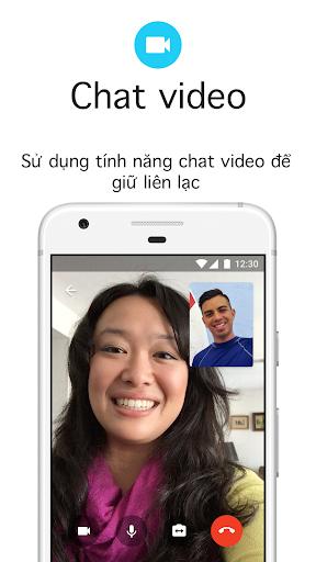 Messenger Lite: Nhắn tin & Gọi điện miễn phí - Ảnh chụp màn hình 2