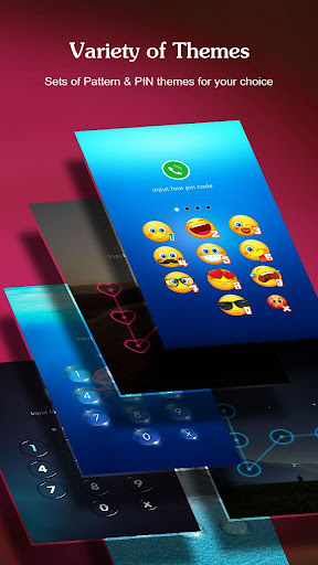 AppLock - Fingerprint & Password, Gallery Locker - Ảnh chụp màn hình 3