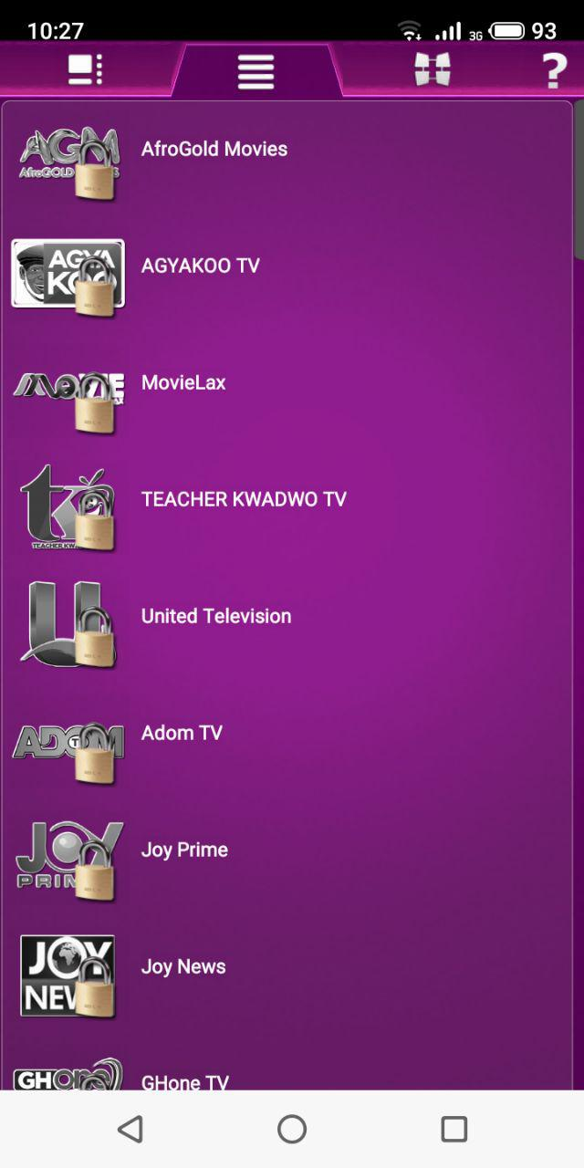 2C TV - screenshot 0