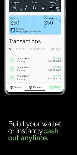 iVueit -Vue Sites. Make Money. - screenshot 4