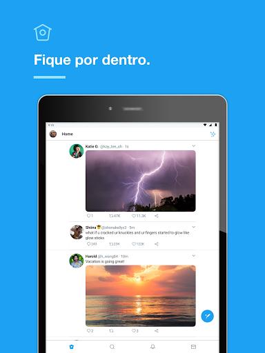Twitter - captura de ecrã 8