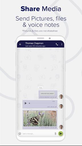 Moya App #datafree - Ảnh chụp màn hình 5