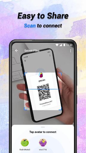 SHAREit Lite - Share & File Transfer App, Share it - Ảnh chụp màn hình 5