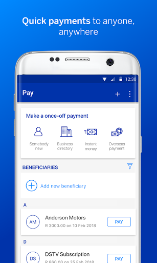 Standard Bank / Stanbic Bank - Ảnh chụp màn hình 2