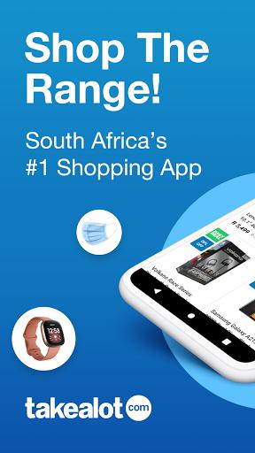 Takealot – SA's #1 Online Mobile Shopping App - Ảnh chụp màn hình 0
