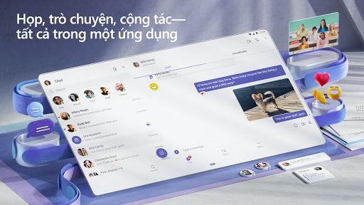 Microsoft Teams - Ảnh chụp màn hình 8