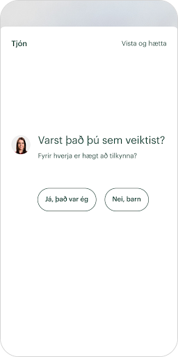 TM - Hugsum í framtíð - screenshot 1