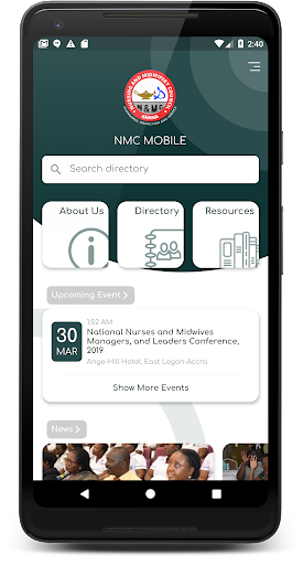 NMC Mobile (Ghana) - screenshot 1