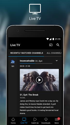 DStv - Ảnh chụp màn hình 1