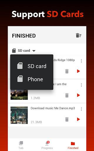 Free Video Downloader - Video Downloader App - Ảnh chụp màn hình 7