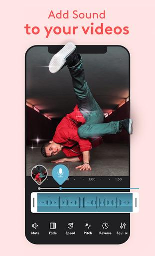 Videoleap by Lightricks. Official Android release! - Ảnh chụp màn hình 5