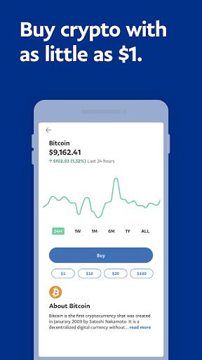 PayPal Mobile Cash: Send and Request Money Fast - Ảnh chụp màn hình 7
