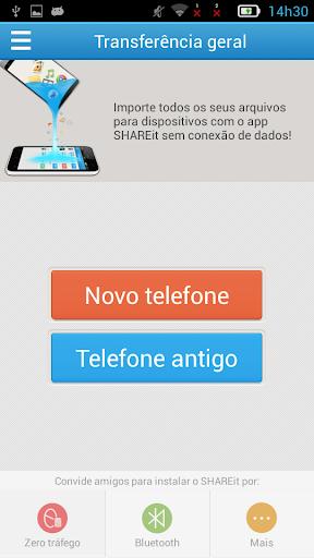 SHAREit - Transferir tudo - captura de ecrã 8