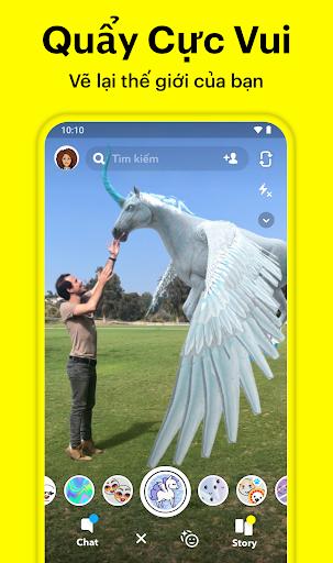 Snapchat - Ảnh chụp màn hình 2