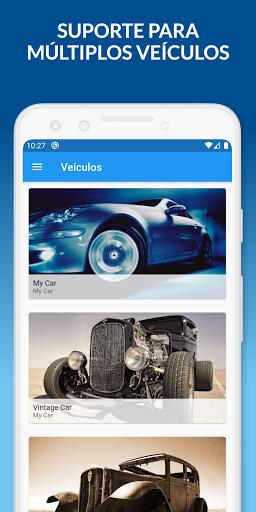 O Meu Carro: Gerencie seu veículo, combustível - captura de ecrã 7