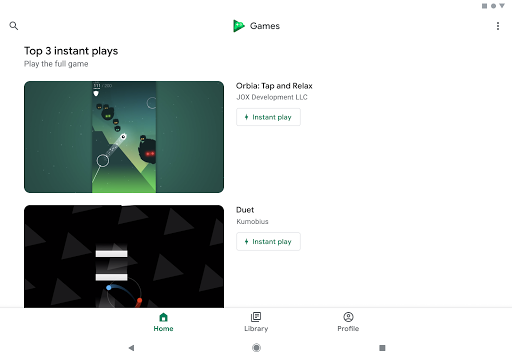 Google Play Trò chơi - Ảnh chụp màn hình 6
