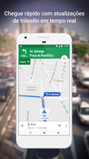 Google Maps - captura de ecrã 0