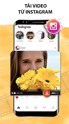 Tất Cả Các Video Trình Tải Xuống 2020 Tải Video HD - Ảnh chụp màn hình 2