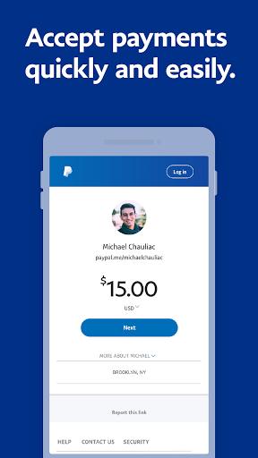 PayPal Mobile Cash: Send and Request Money Fast - Ảnh chụp màn hình 6