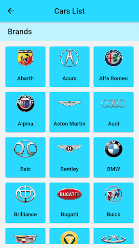 All Vehicles Guide (All Vehicles Database) - screenshot 2