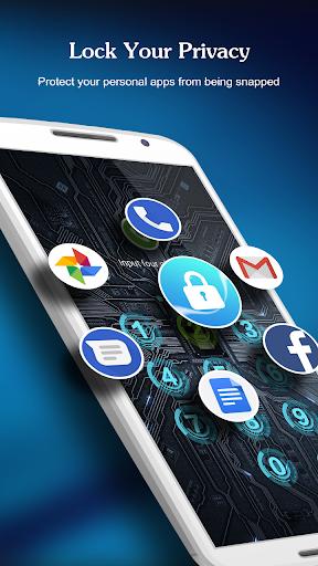 AppLock - Fingerprint & Password, Gallery Locker - Ảnh chụp màn hình 0