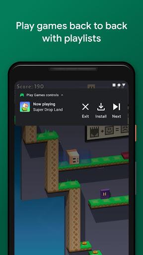Google Play Trò chơi - Ảnh chụp màn hình 4