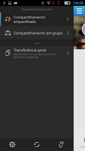SHAREit - Transferir tudo - captura de ecrã 7