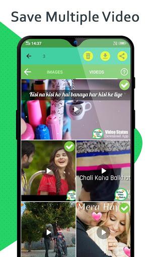 Status Saver - Download for Whatsapp - Ảnh chụp màn hình 1