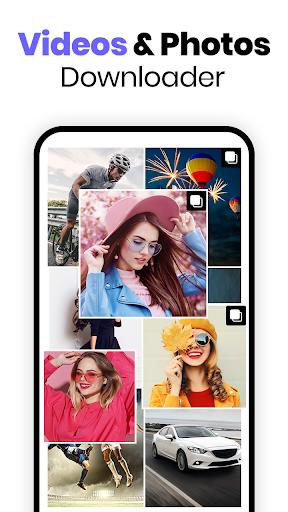 All Video Downloader - Fast Photo & Video Saver - Ảnh chụp màn hình 9