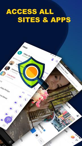 Surf - Free VPN for Tiktok, Cutout & Keyboard - Ảnh chụp màn hình 2