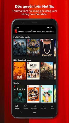 Netflix - Ảnh chụp màn hình 1
