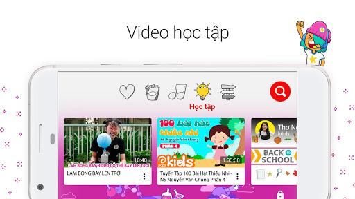 YouTube Kids - Ảnh chụp màn hình 1
