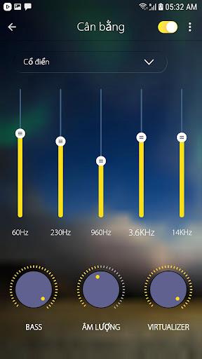 Music Player - Máy nghe nhạc - Ảnh chụp màn hình 6