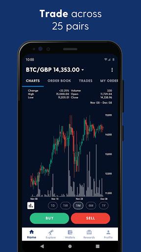 Luno: Buy Bitcoin, Ethereum and Cryptocurrency - Ảnh chụp màn hình 5