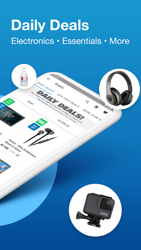 Takealot – SA's #1 Online Mobile Shopping App - Ảnh chụp màn hình 1