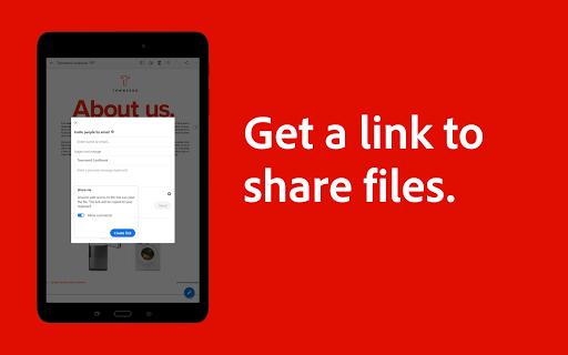 Adobe Acrobat Reader: PDF Viewer, Editor & Creator - Ảnh chụp màn hình 9