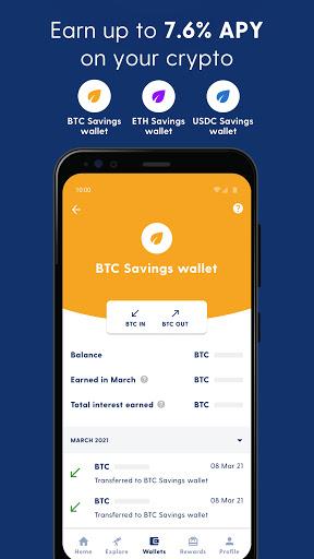 Luno: Buy Bitcoin, Ethereum and Cryptocurrency - Ảnh chụp màn hình 3