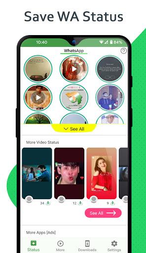 Status Saver - Download for Whatsapp - Ảnh chụp màn hình 0