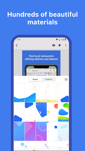Mockup - App Screenshot Design tool - screenshot 2