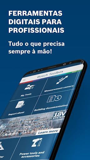 Bosch Toolbox - captura de ecrã 0