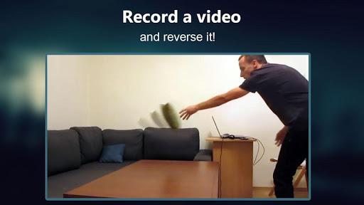 Reverse Movie FX - magic video - screenshot 5