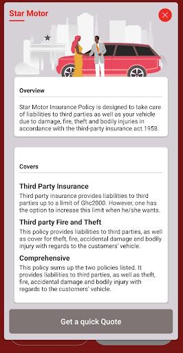 Star Assurance - screenshot 6