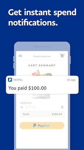 PayPal Mobile Cash: Send and Request Money Fast - Ảnh chụp màn hình 4